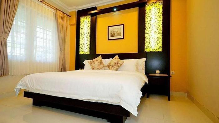 ZenRooms Cihampelas Otten - Bedroom