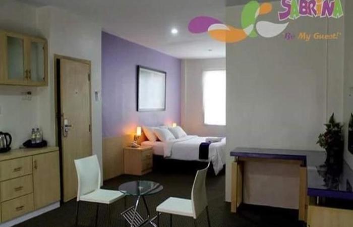 Sabrina City Pekanbaru - Kamar tamu
