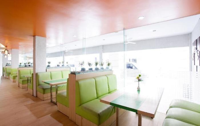 Sabrina City Pekanbaru - Restoran