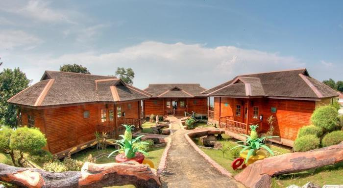 KTM Resort Batam - Family Cottage