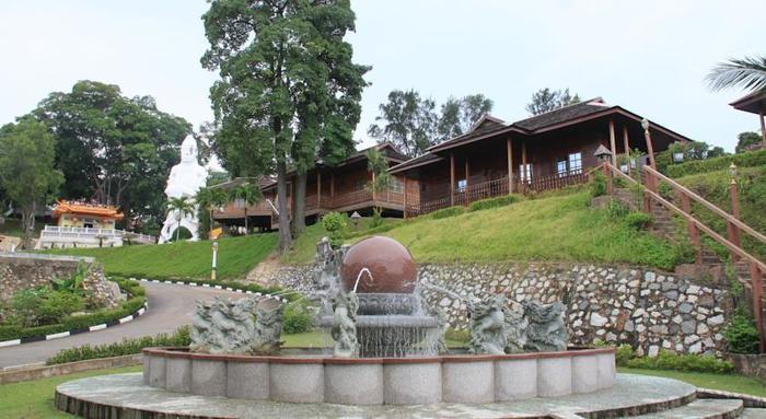 KTM Resort Batam - Sekeliling
