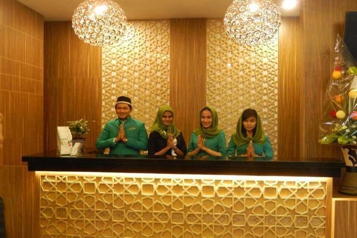 Grand Amira Hotel Solo - Resepsionis