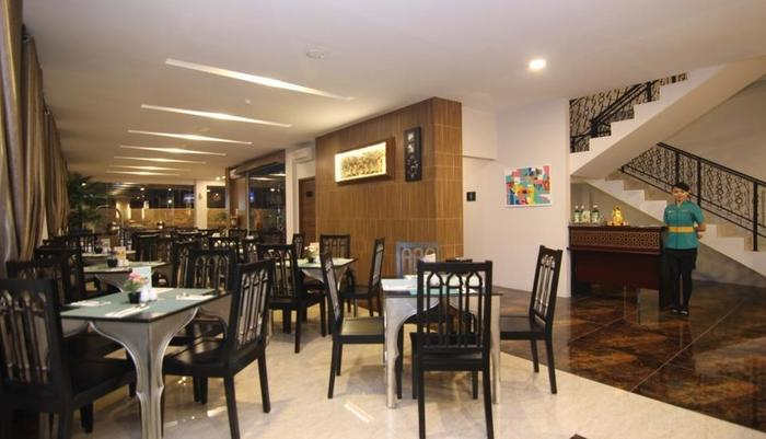 Grand Amira Hotel Solo - resto