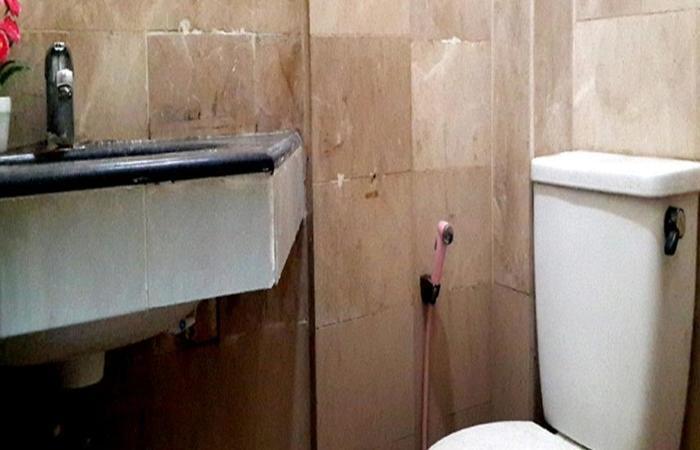 Wisma Gading Indah 2 Jakarta - Kamar mandi