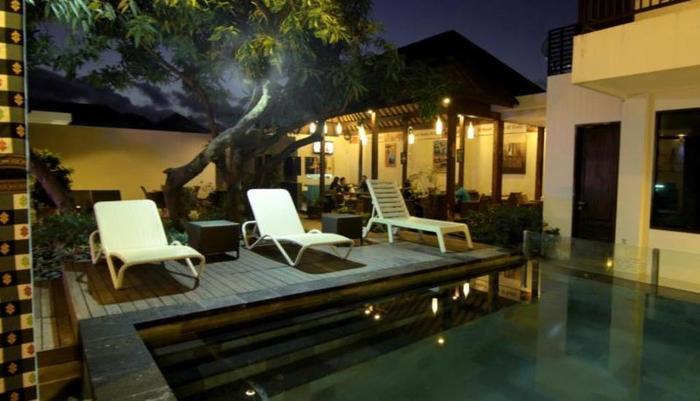 Gosyen Hotel Bali - Kolam Renang
