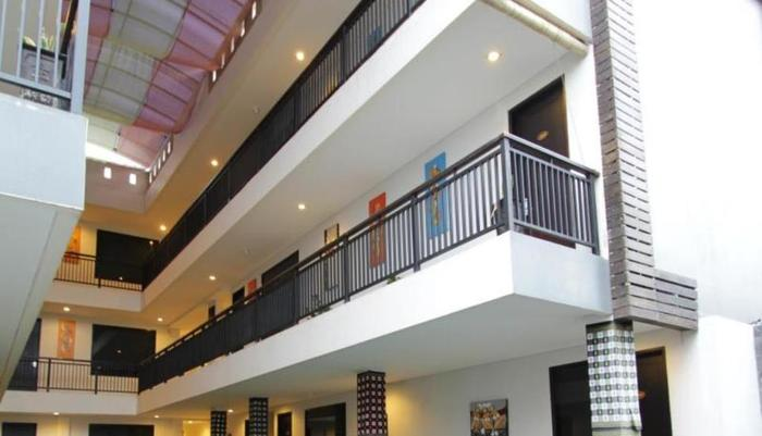 Gosyen Hotel Bali - Building