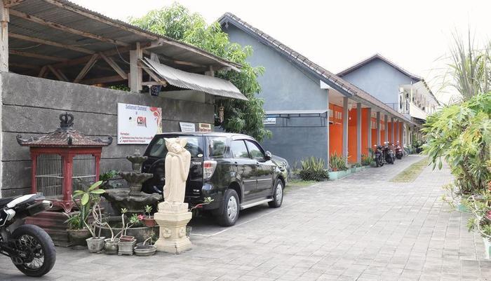 RedDoorz @Mahendradatta 2 Bali - Eksterior