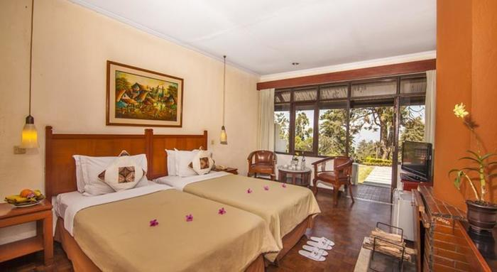 Puncak Pass Resort Cianjur - Deluxe Suite
