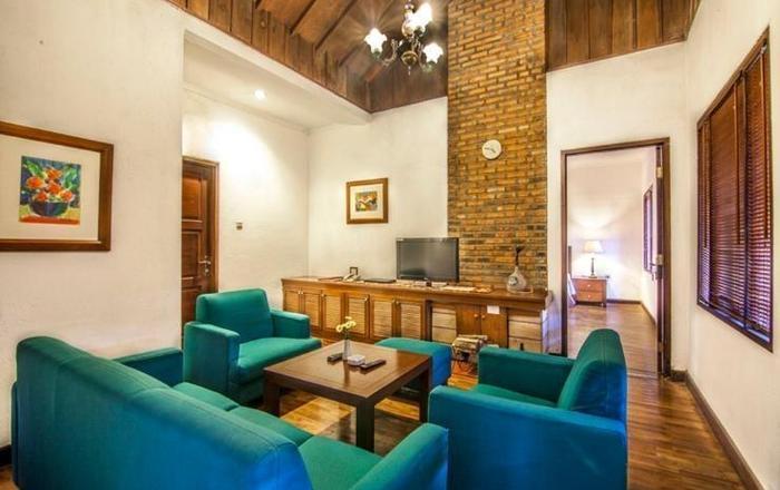 Puncak Pass Resort Cianjur - Interior