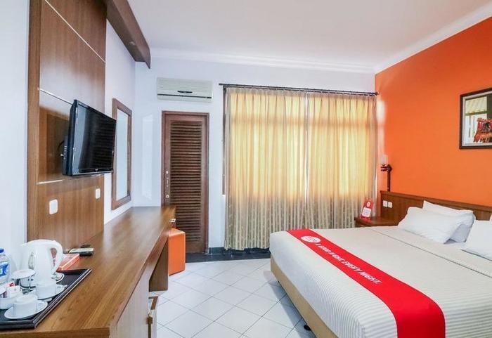 NIDA Rooms Jalan Colombo Tugu Station Yogyakarta - Kamar tamu