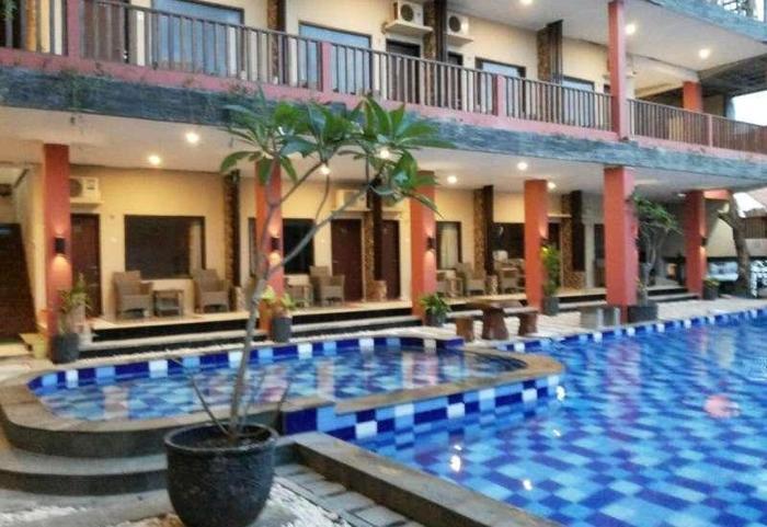 Holiday Beach Inn Pangandaran - Eksterior