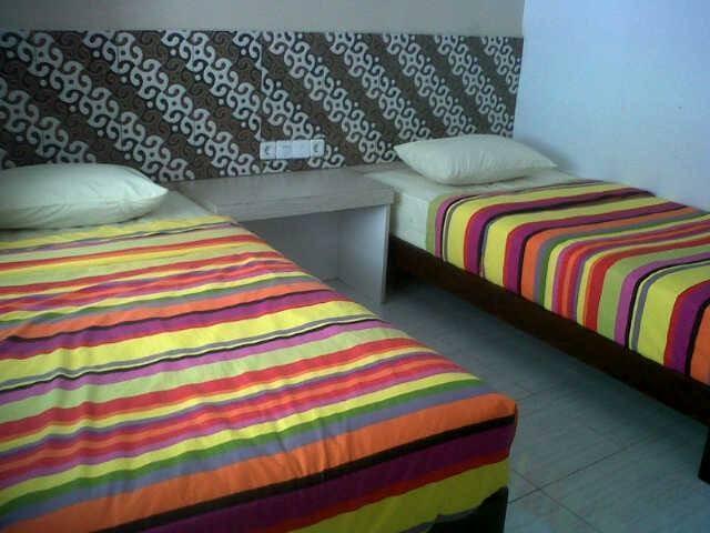 Holiday Beach Inn Pangandaran - Kamar Standard