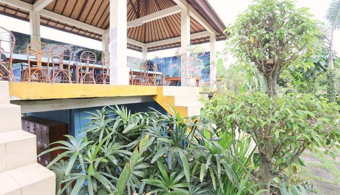 RedDoorz @ Raya Pantai Berawa Bali - Eksterior