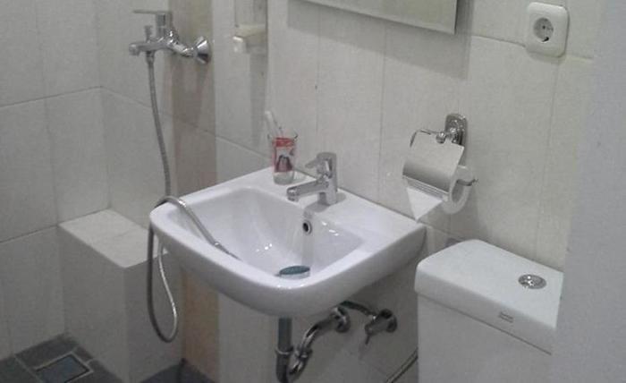 Asoka Inn Bandung - Kamar mandi