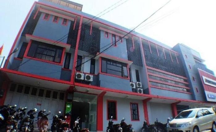 Asoka Inn Bandung - Eksterior