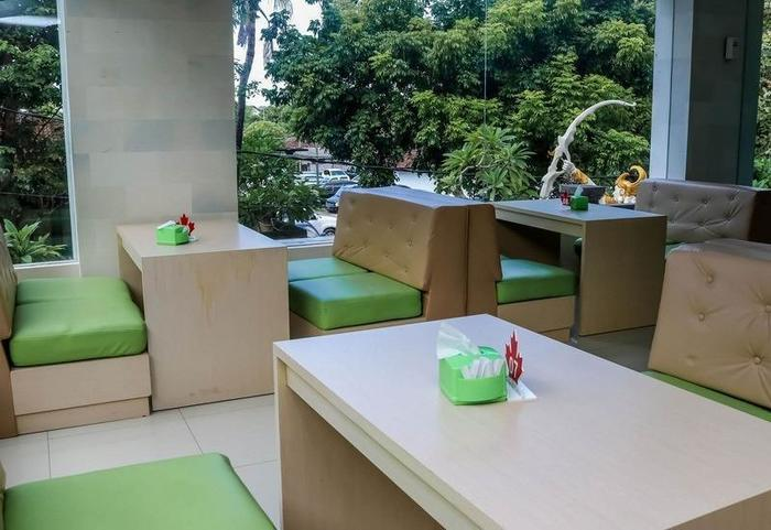NIDA Rooms Pulau Timor Sanur Bali - Restoran