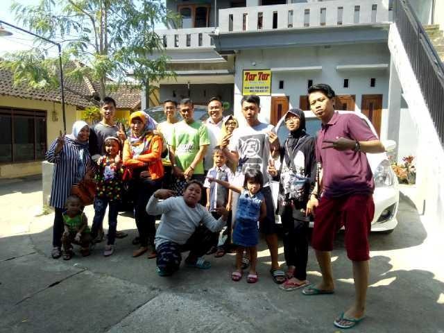 Tar Tar Homestay Malang - Tampak Depan