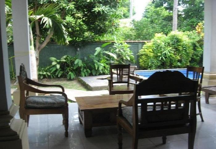 Mahalini 1 Bali - Ruang tamu
