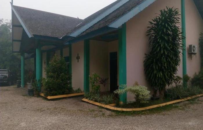 Hotel Batu Suli Palangkaraya - Exterior