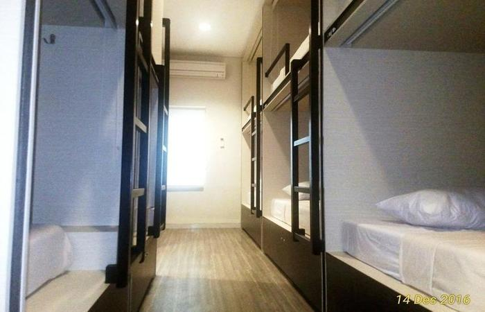 BB Hostel Bali - Kamar