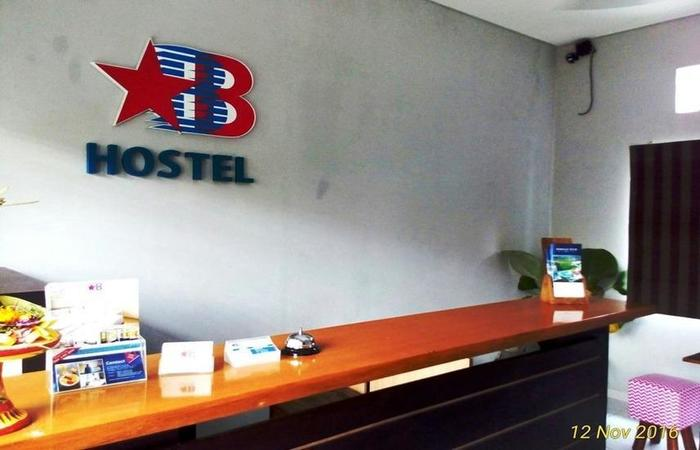BB Hostel Bali - Lobby