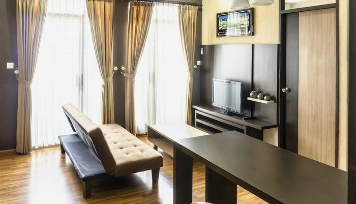 High Livin Apartment Bandung - Apartemen 3 Kamar