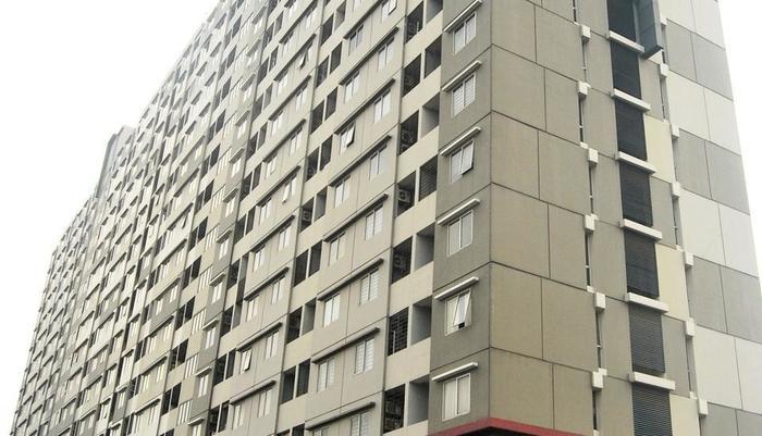 High Livin Apartment Bandung - Eksterior