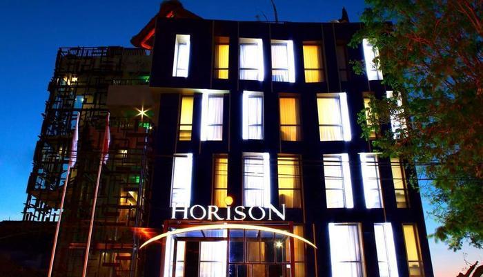 Horison Jimbaran Hotel Bali - Tampilan Luar Hotel