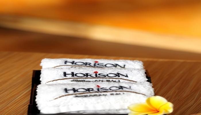 Horison Jimbaran Hotel Bali - Oshibori