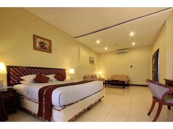 Pelangi Bali Hotel & Spa Bali - Kamar Deluxe