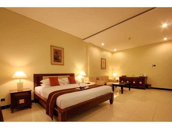 Pelangi Bali Hotel & Spa Bali - Kamar Super Deluxe