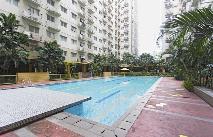 RedDoorz Apartment @Pulo Gadung Jakarta - Kolam Renang