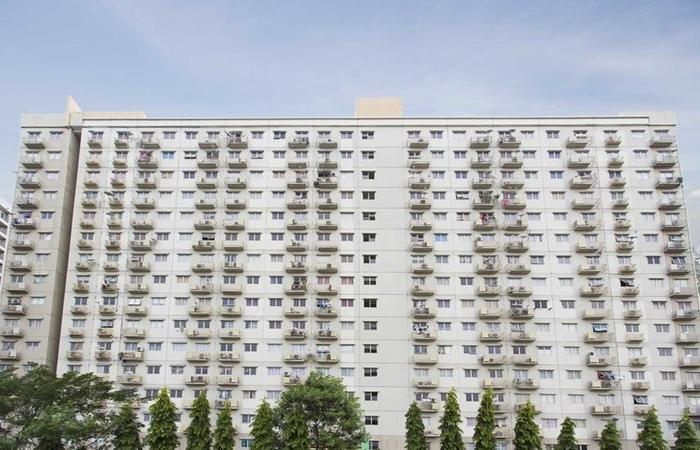 RedDoorz Apartment @Pulo Gadung Jakarta - Eksterior