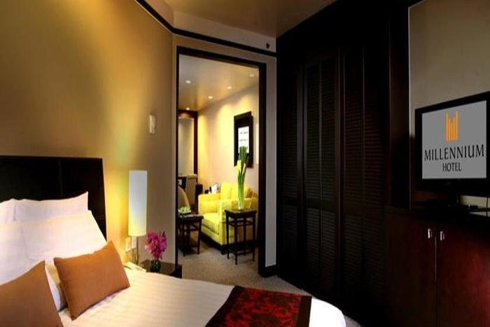 Millenium hotel Jakarta - Kamar Tamu