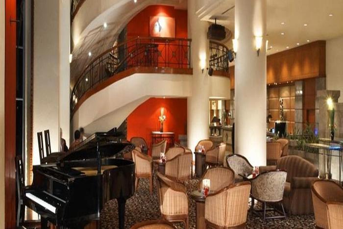 Millenium hotel Jakarta - Lobi