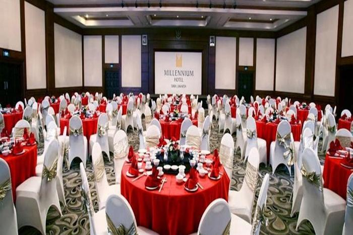 Millenium hotel Jakarta - Ballroom