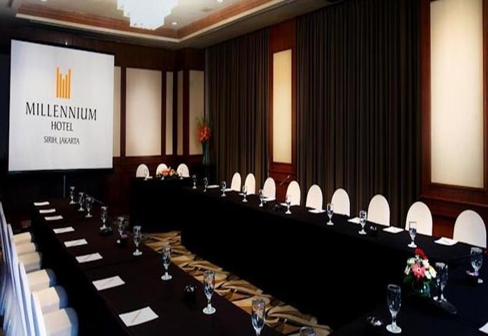 Millenium hotel Jakarta - Ruang Rapat