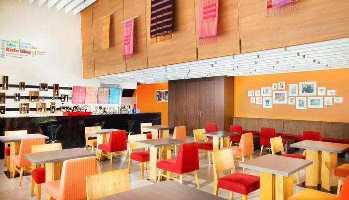 Hotel Santika Medan Medan - Ulos Cafe