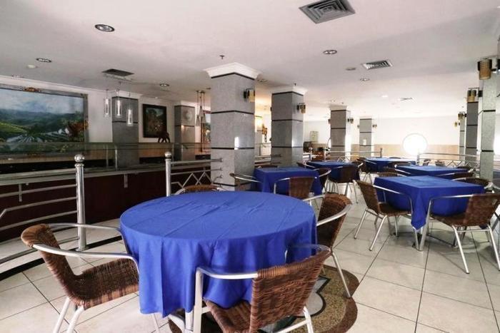 NIDA Rooms Umar Barat Denpasar - Cafe