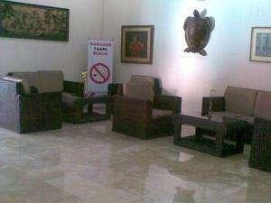 Hotel Pangrango 1 Bogor - Lounge