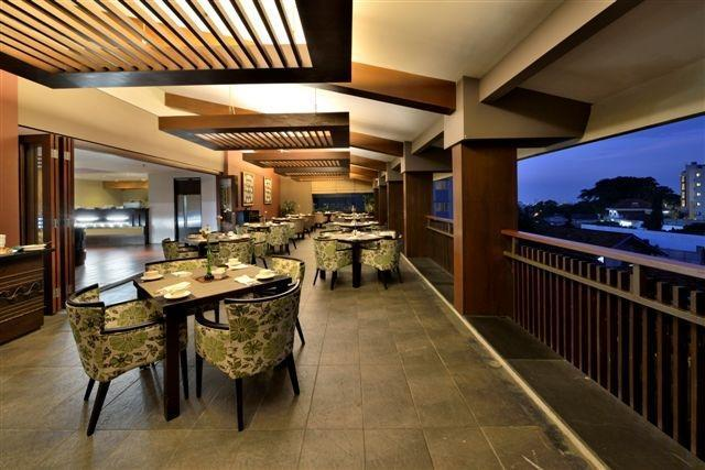 Grand Serela Setiabudhi - Restoran (17/Feb/2014)