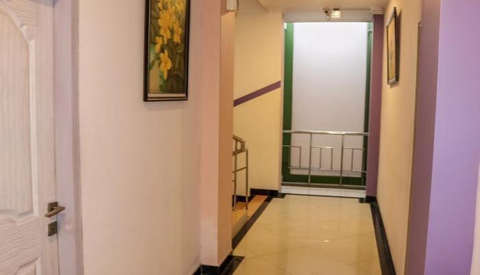 NIDA Rooms Cicendo Trans Bandung - Interior