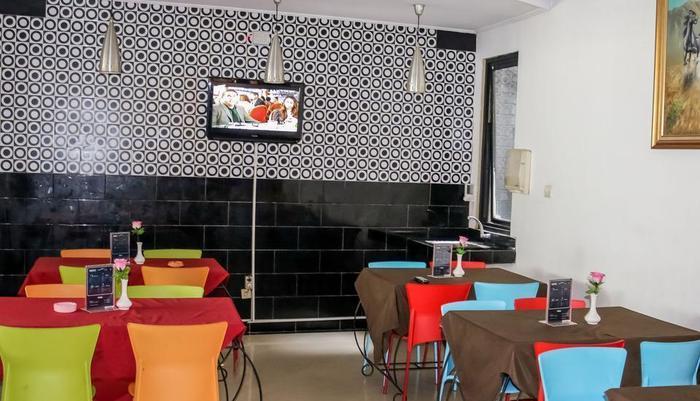 NIDA Rooms Cicendo Trans Bandung - Restoran