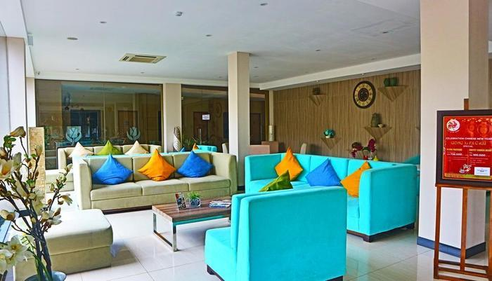 Golden Tulip Essential Belitung - Lobby