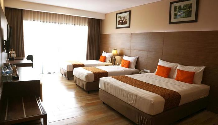 Golden Tulip Essential Belitung - Family Room