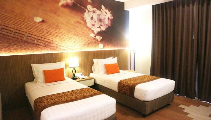 Golden Tulip Essential Belitung - Grand Deluxe Twin