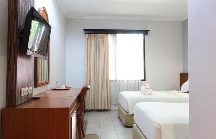 Hotel Wisma Sunyaragi Cirebon - Kamar moderat