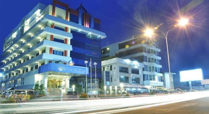 Hotel Gajahmada Pontianak - view