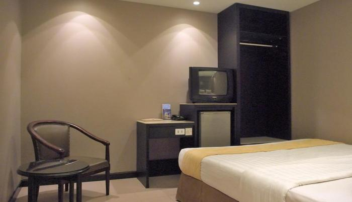 Hotel Gajahmada Pontianak - Kamar moderat