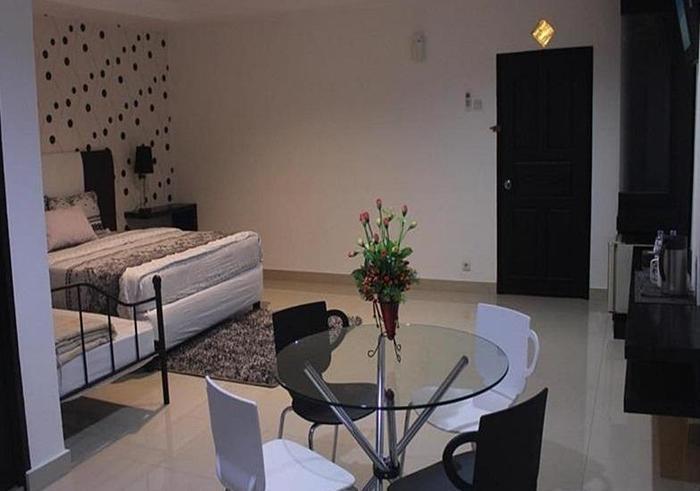 Mangga Dua Hotel Makassar Makassar - Kamar tamu